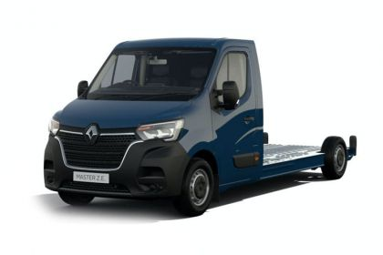 Renault Master Chassis Cab LWB 35 RWD 2.3 dCi RWD 130PS Business Chassis Cab Manual