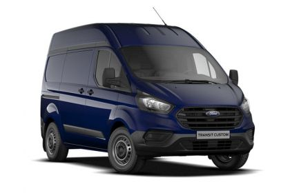 Ford Transit Custom Van High Roof 300 L1 2.0 EcoBlue FWD 130PS Trend Van High Roof Manual [Start Stop]