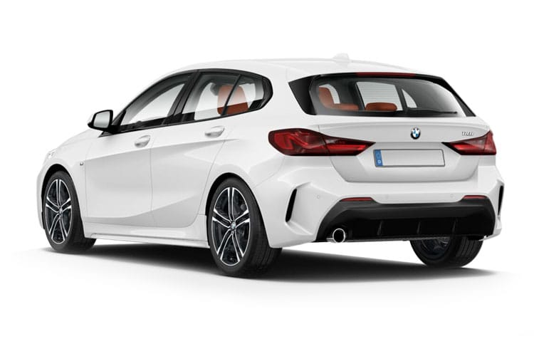 BMW 1 Series 116 Hatch 5Dr 1.5 d 116PS M Sport 5Dr DCT [Start Stop] back view