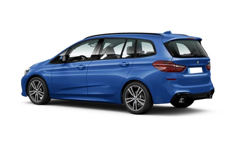 BMW 2 Series Tourer 216 Gran Tourer 1.5 d 116PS Sport 5Dr Manual [Start Stop] back view