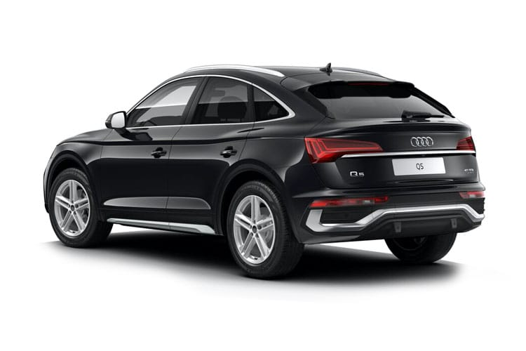 Audi Q5 40 SUV quattro 5Dr 2.0 TDI 190PS Sport 5Dr S Tronic [Start Stop] [Technology] back view
