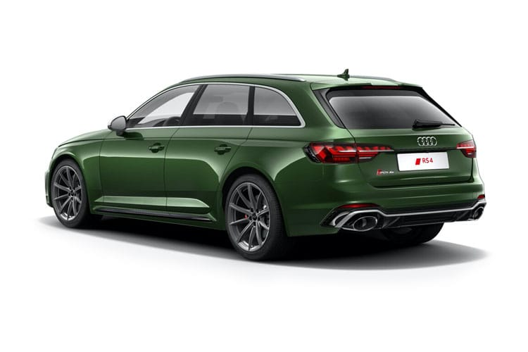 Audi A4 35 Avant 5Dr 2.0 TFSI 150PS Technik 5Dr S Tronic [Start Stop] [Comfort Sound] back view