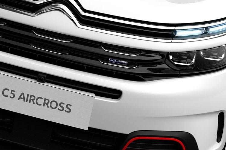 Citroen C5 Aircross SUV 1.6 PHEV 13.2kWh 225PS Shine Plus 5Dr e-EAT8 [Start Stop] detail view