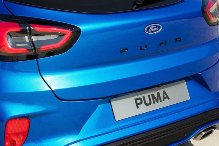 Ford Puma SUV 1.0 T EcoBoost MHEV 155PS ST-Line X 5Dr Manual [Start Stop] detail view