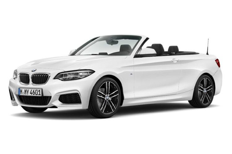 BMW 2 Series 218 Convertible 1.5 i 136PS SE 2Dr Manual [Start Stop] [Tech II] front view
