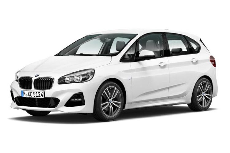 BMW 2 Series Tourer 218 Gran Tourer 2.0 d 150PS M Sport 5Dr Manual [Start Stop] [Tech II] front view