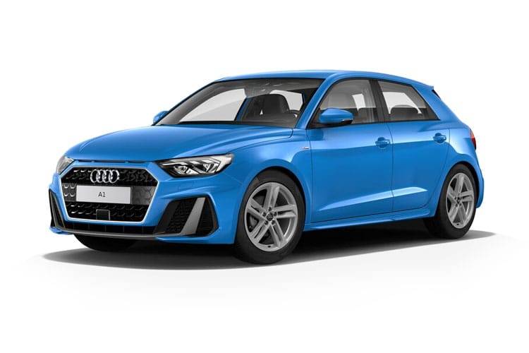Audi A1 25 Sportback 5Dr 1.0 TFSI 95PS S line 5Dr Manual [Start Stop] front view