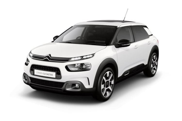 Citroen C4 Cactus Hatch 5Dr 1.2 PureTech 130PS Flair 5Dr EAT6 [Start Stop] front view