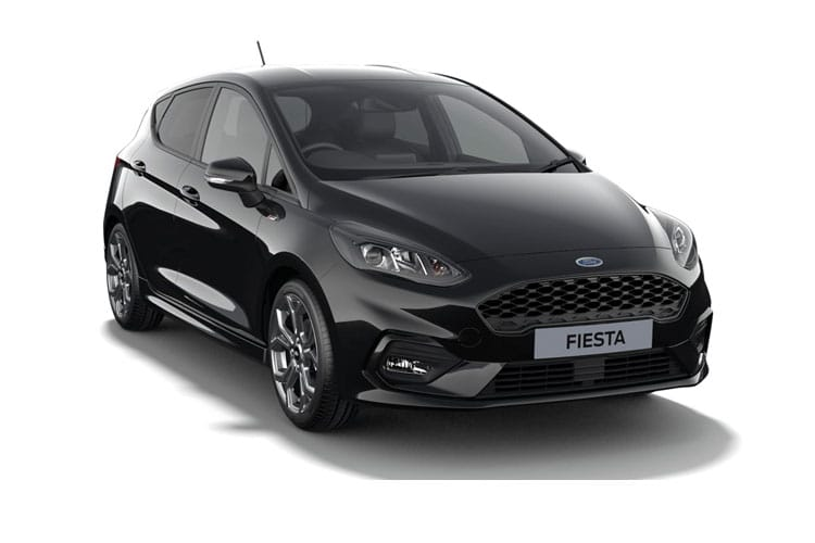 Ford Fiesta Hatch 5Dr 1.5 T EcoBoost 200PS ST-3 5Dr Manual [Start Stop] front view