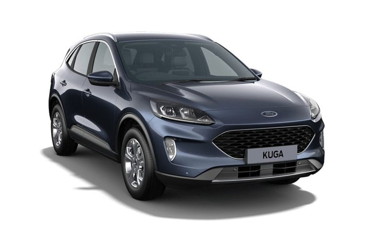 Ford Kuga SUV 2WD 1.5 EcoBlue 120PS ST-Line X Edition 5Dr Auto [Start Stop] front view