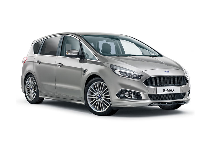 Ford S-MAX MPV AWD 2.0 EcoBlue 190PS ST-Line 5Dr Auto [Start Stop] [Lux] front view
