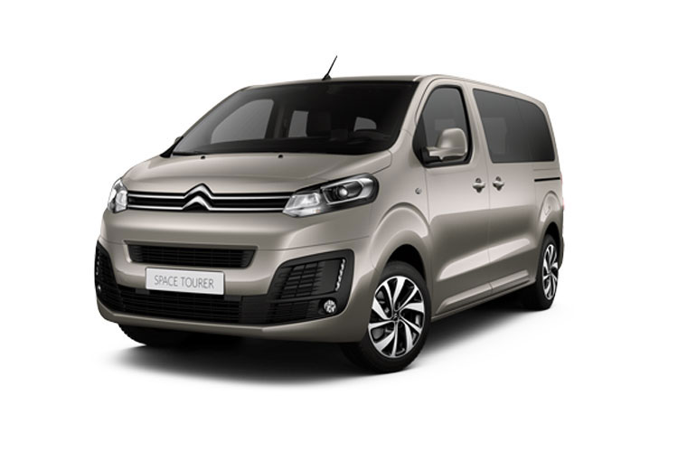 Citroen SpaceTourer M 5Dr 1.5 BlueHDi FWD 120PS Business MPV Manual [Start Stop] [8Seat] front view