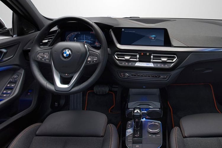 BMW 1 Series 120 xDrive Hatch 5Dr 2.0 d 190PS Sport 5Dr Auto [Start Stop] inside view