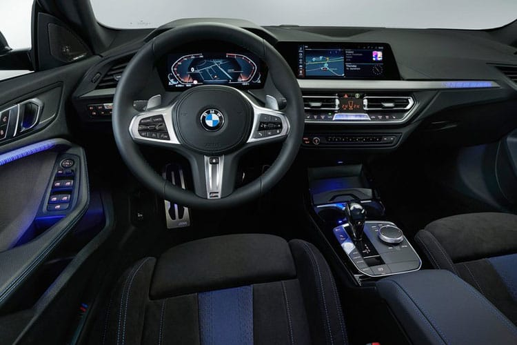 BMW 2 Series 218 Gran Coupe 2.0 d 150PS M Sport 4Dr Auto [Start Stop] inside view