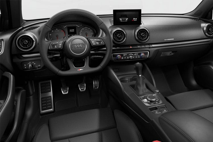 Audi A3 35 Saloon 4Dr 1.5 TFSI 150PS Sport 4Dr S Tronic [Start Stop] inside view