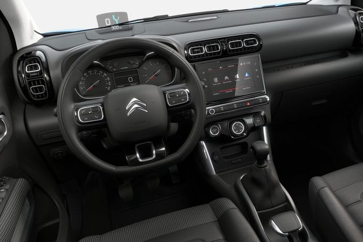 Citroen C3 Aircross SUV 1.2 PureTech 110PS Flair 5Dr Manual [Start Stop] inside view