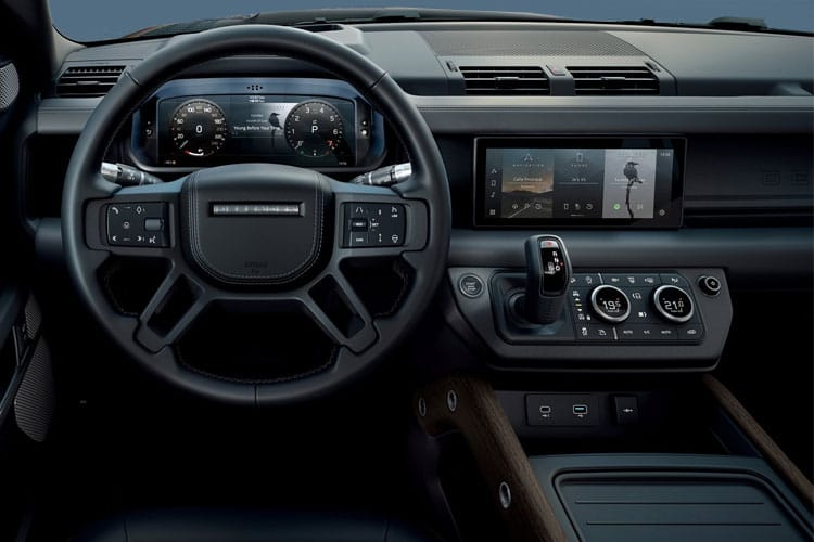 Land Rover Defender 110 SUV 5Dr 2.0 SD4 200PS  5Dr Auto [Start Stop] [6Seat] inside view