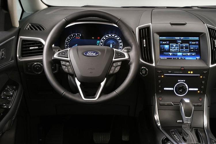 Ford Galaxy MPV AWD 2.0 EcoBlue 190PS Titanium 5Dr Auto [Start Stop] inside view