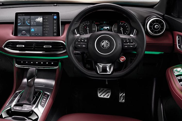 MG Motor UK MG HS SUV 1.5 T-GDI 162PS Excite 5Dr Manual [Start Stop] inside view