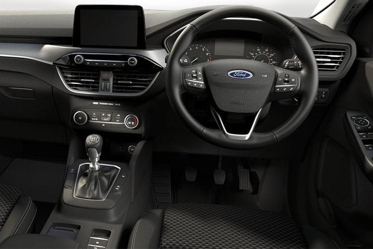 Ford Kuga SUV 2WD 1.5 EcoBlue 120PS ST-Line X Edition 5Dr Auto [Start Stop] inside view
