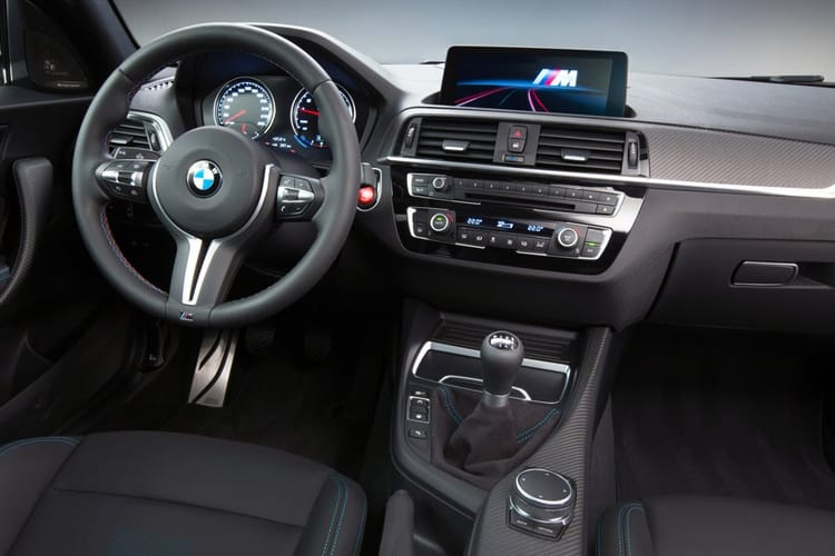 BMW 2 Series 220 Coupe 2.0 i 184PS M Sport 2Dr Auto [Start Stop] [Tech II] inside view