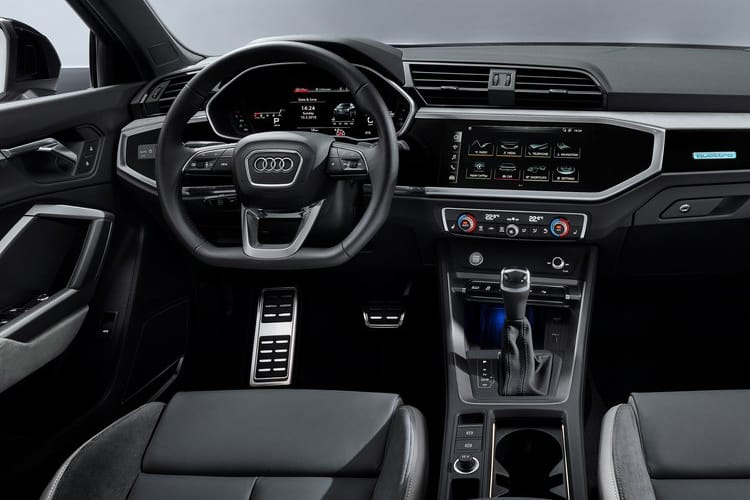 Audi Q3 35 SUV 5Dr 1.5 TFSI CoD 150PS Sport 5Dr Manual [Start Stop] inside view