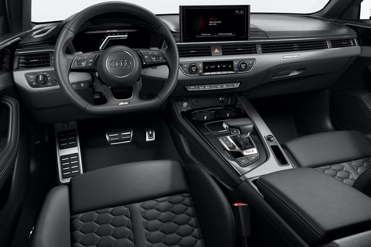 Audi A4 35 Avant 5Dr 2.0 TFSI 150PS Technik 5Dr S Tronic [Start Stop] [Comfort Sound] inside view
