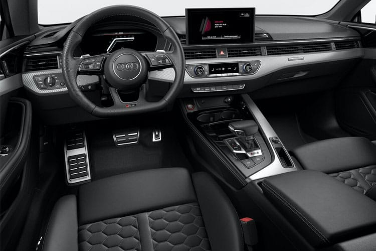 Audi A5 RS5 Sportback quattro 5Dr 2.9 TFSI V6 450PS  5Dr Tiptronic [Start Stop] inside view