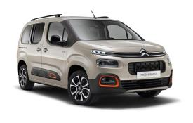 Citroen Berlingo MPV car leasing
