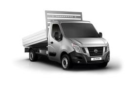 Nissan NV400 Tipper van leasing